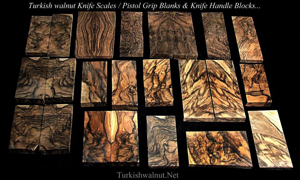 wooden knife handle blanks 3